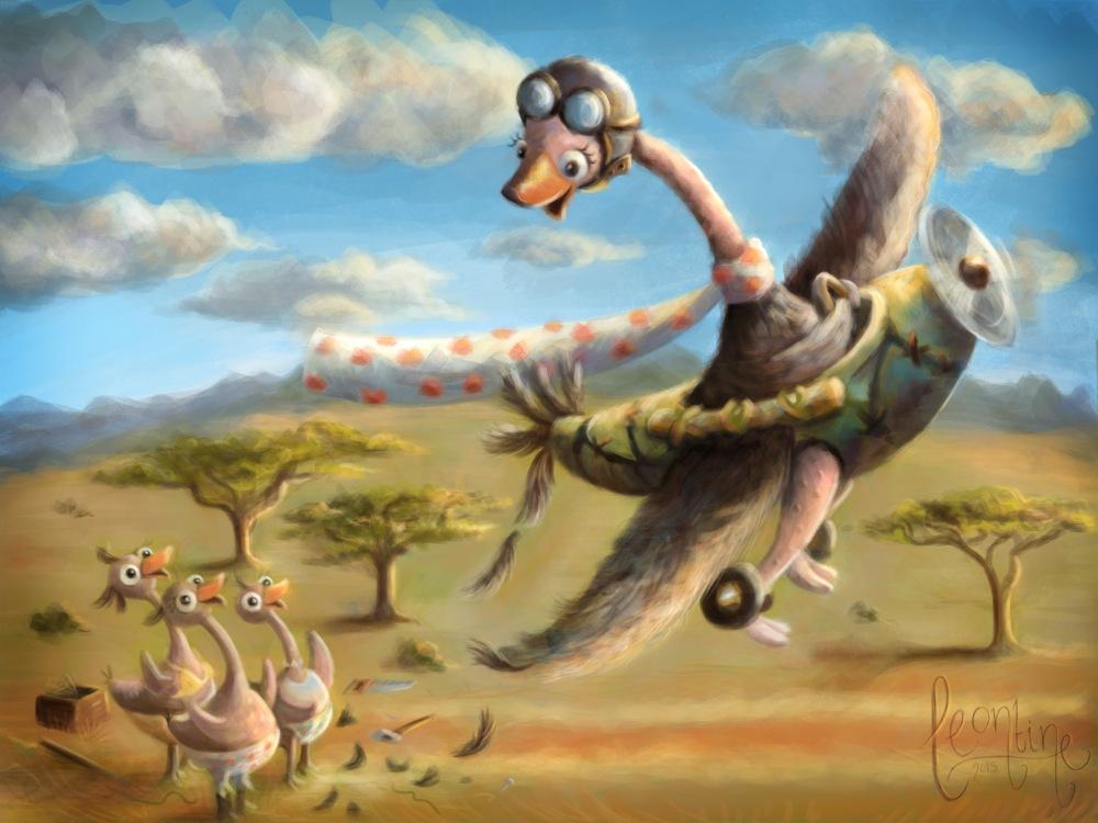 leontine gaasenbeek ostrich portfolio.jpg