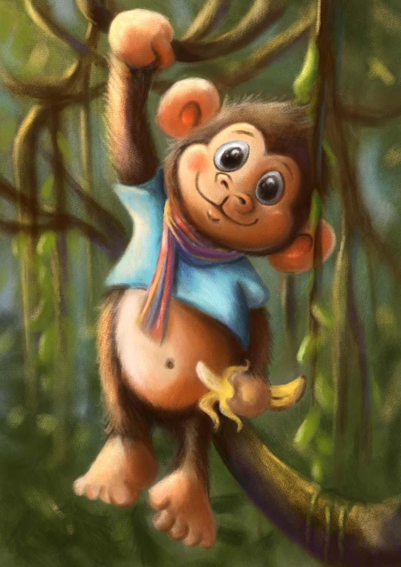 kleine-aap-pastel