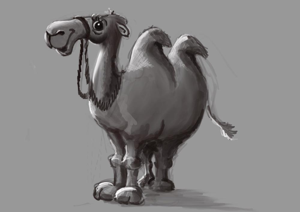 Leontine gaasenbeek Camel.jpg