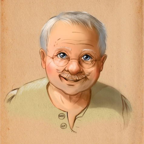 papa panov portret value