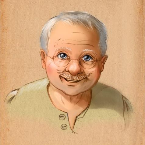 papa panov portret value